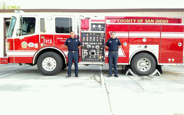 County, CAL FIRE Launch Paramedic Service in Jacumba   News