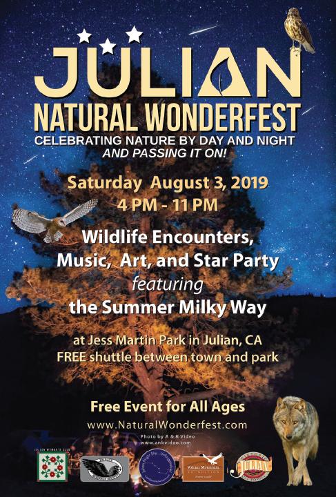 Julian Natural Wonderfest