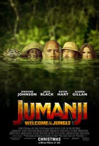 Free Summer Movies in the Park: Jumanji at Felicita County Park