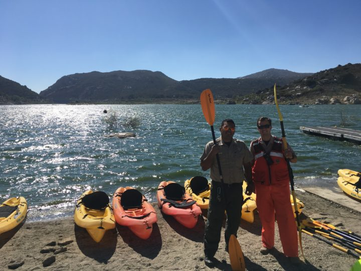 Kayaking and Birding with a Park Ranger is just one of hundreds of free Summer activities the County of San Diego is offering in July.
