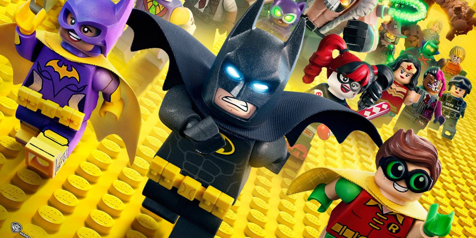 Free Summer Movies in the Park: The LEGO Batman Movies