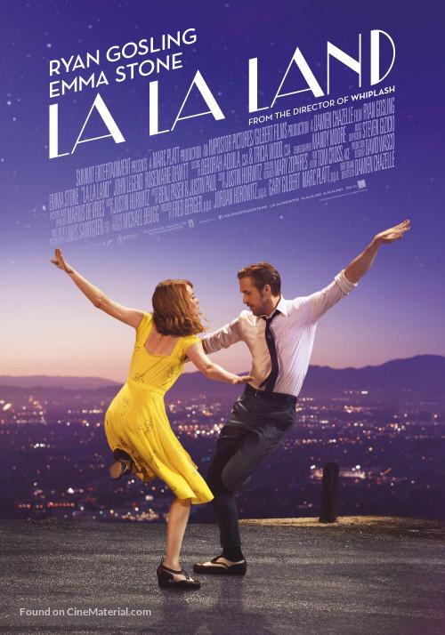 Free Summer Movies in the Park La La Land
