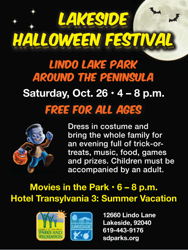 Lakeside Halloween Festival