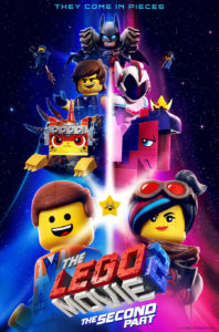 Free Summer Movies in the Park: LEGO Movie 2 the Second Part at Berry St. Park