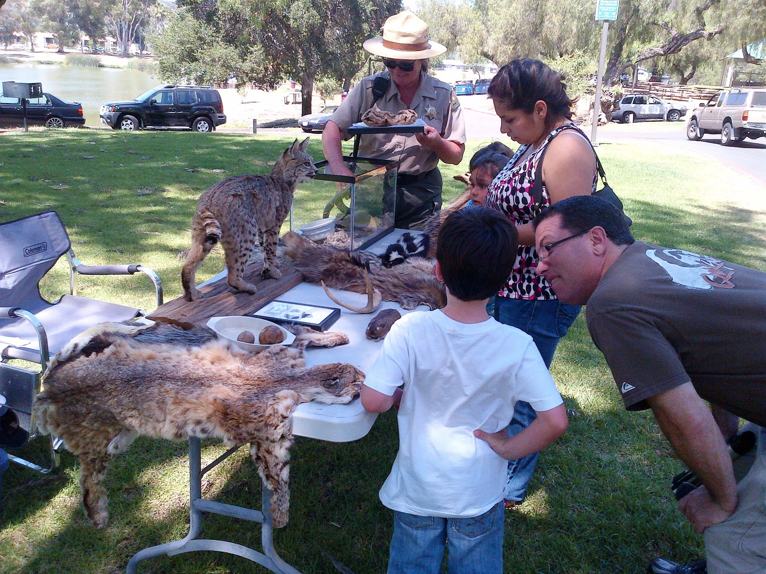 Santa Ysabel East Nature Touch Table