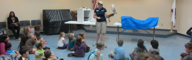 Living Coast Animal Show