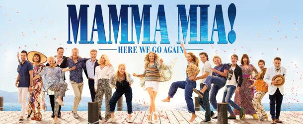 Free Summer Movies in the Park: Mamma Mia! at Dos Picos County Park