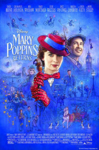 Free Summer Movies in the Park: Mary Poppins Returns at Dusty Rhodes Park