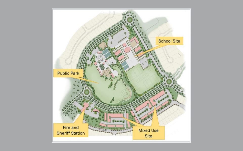 plans of Otay Ranch Village