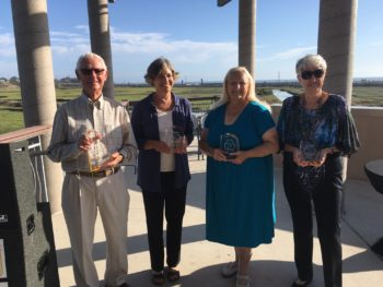 2016 Parks Champion Award recipients