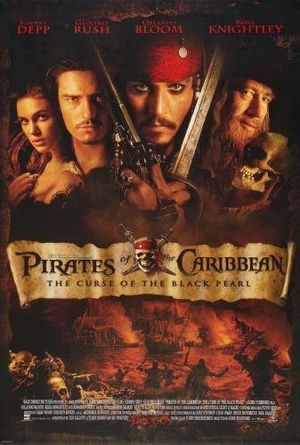 Free Summer Movies in the Park: Pirates of the Caribbean: The Curse of the Black Pearl