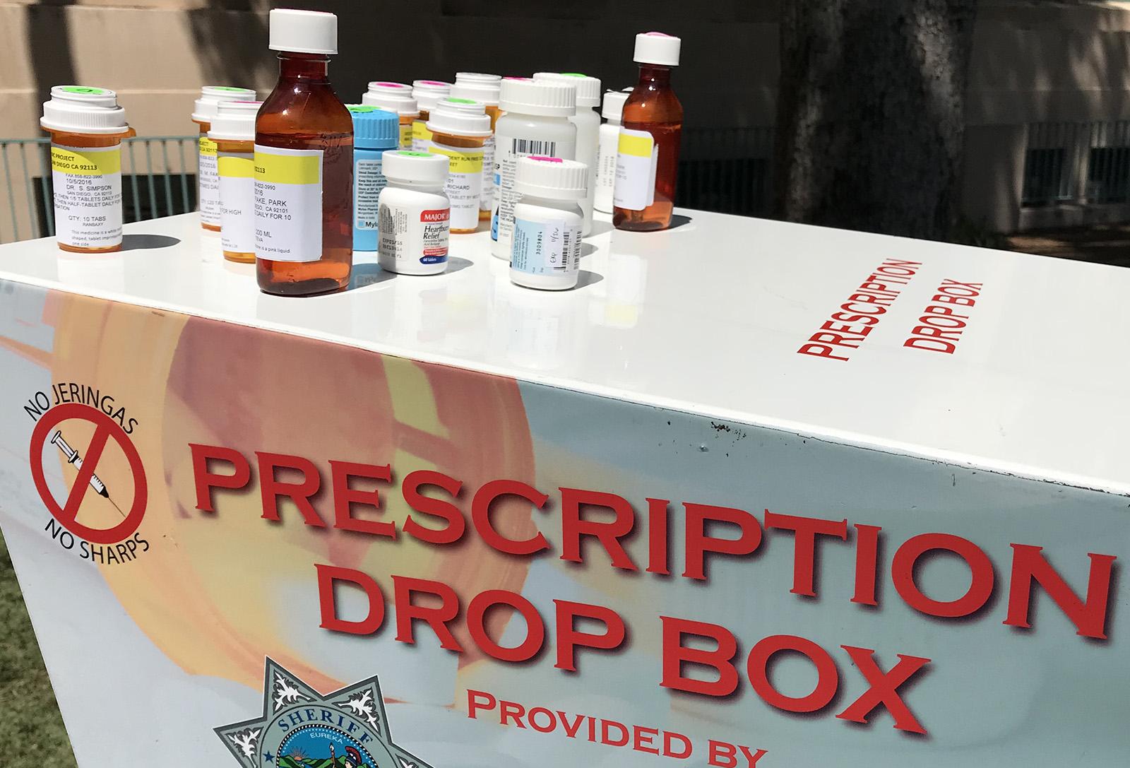 PrescriptionDropBox