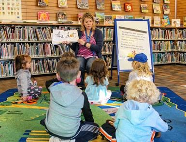 Julian Library Preschool Storytime