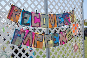 letters on trellis spelling recovery happens