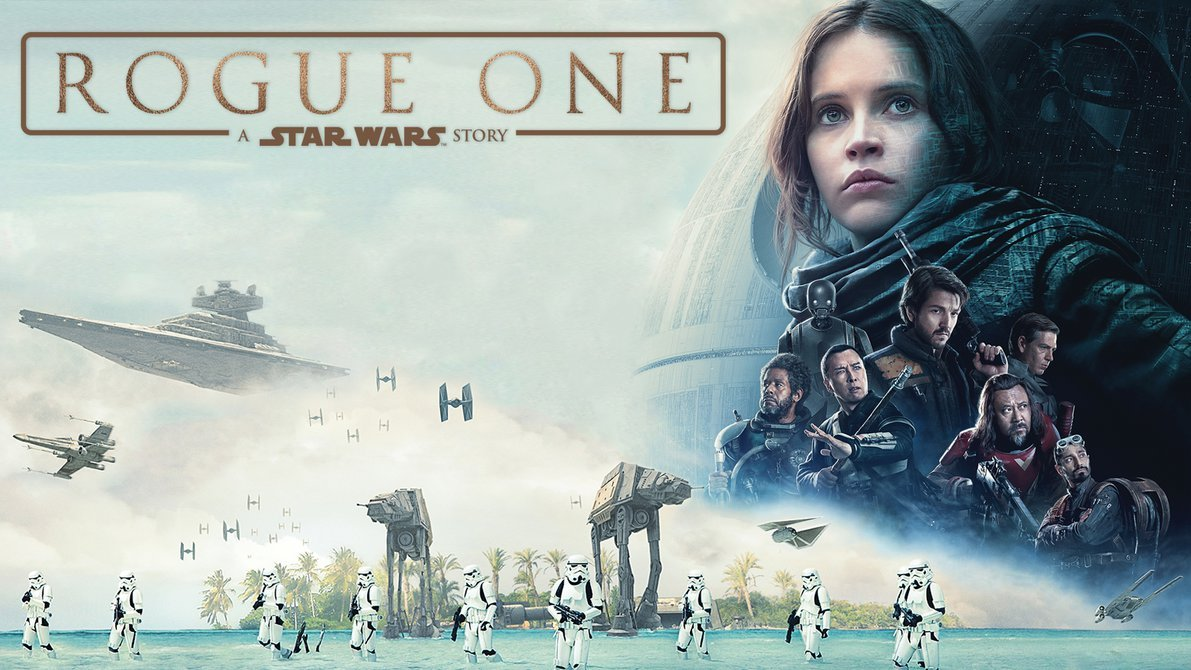 Free Summer Movies in the Park: Rogue One: A Star Wars Story