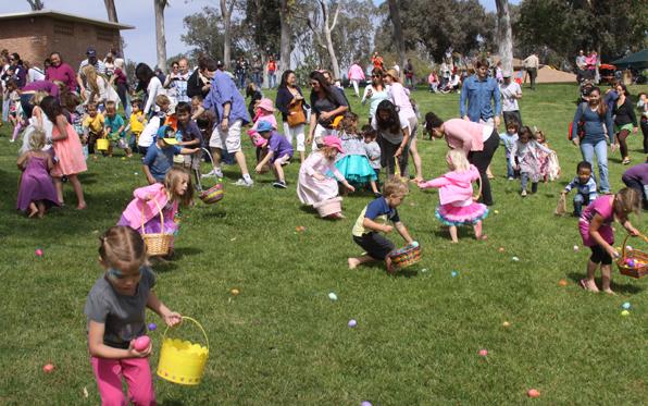 Stelzer County Park Spring Eggstravaganza