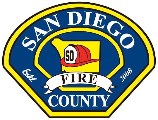 logo of San Diego County Fire