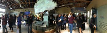 Inside of the Santa Ysabel Nature Center