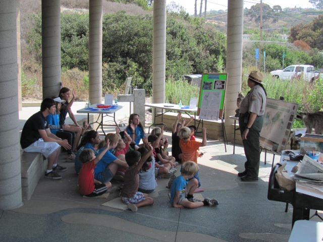 San Elijo Nature Center Family Fun Day
