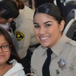 Partnering up with a deputy.