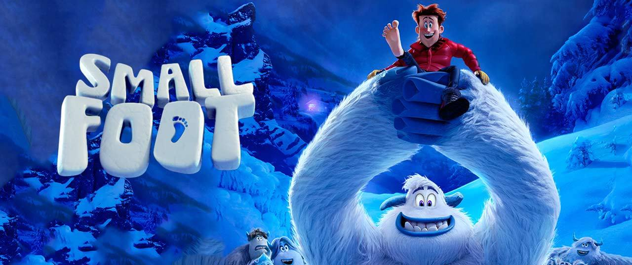 Free Summer Movies in the Park: Small Foot at Pacific Beach Library