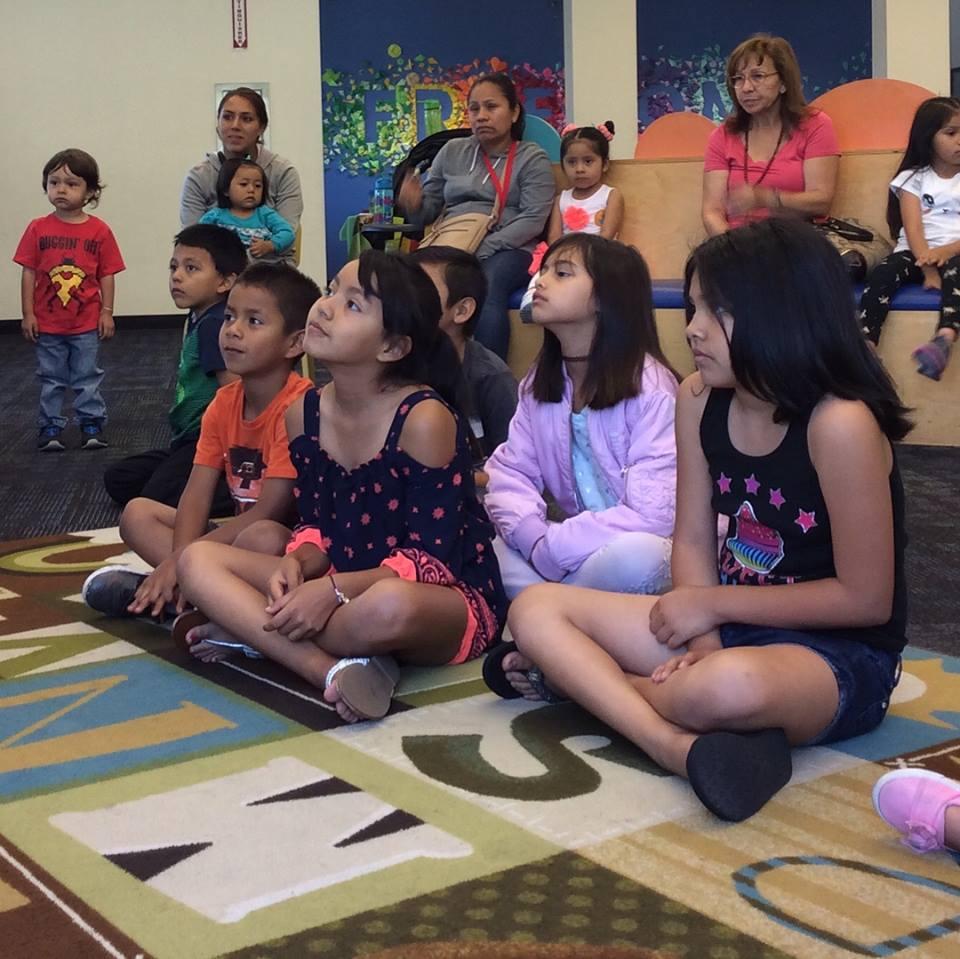 Borrego Springs Library Storytime