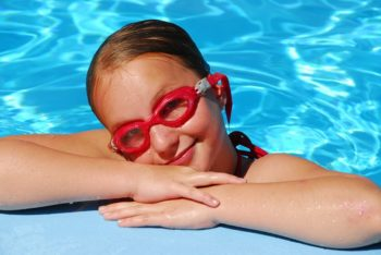 Swimming Pool kid Safety