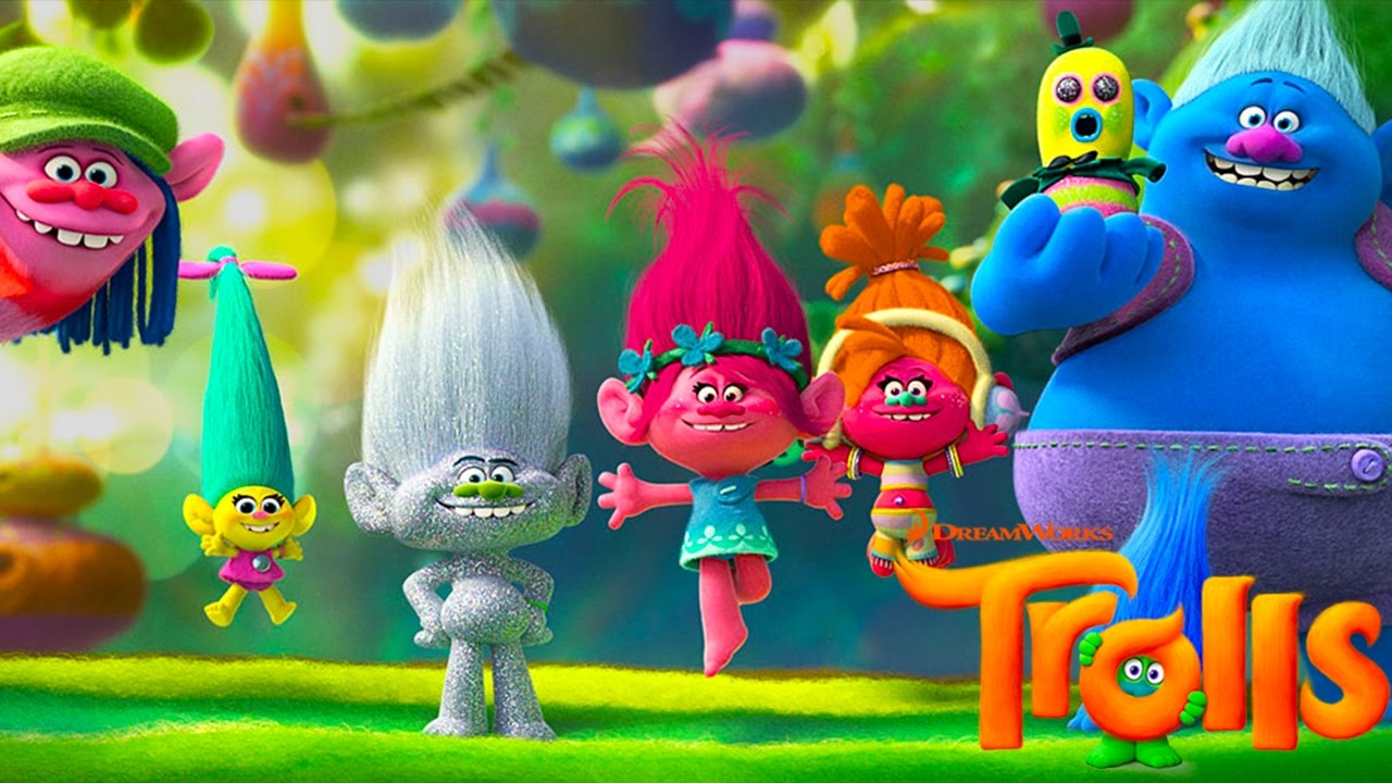 Free Summer Movies in the Park: Trolls
