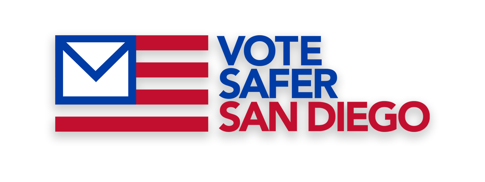 VOTE SAFER SAN DIEGO logo
