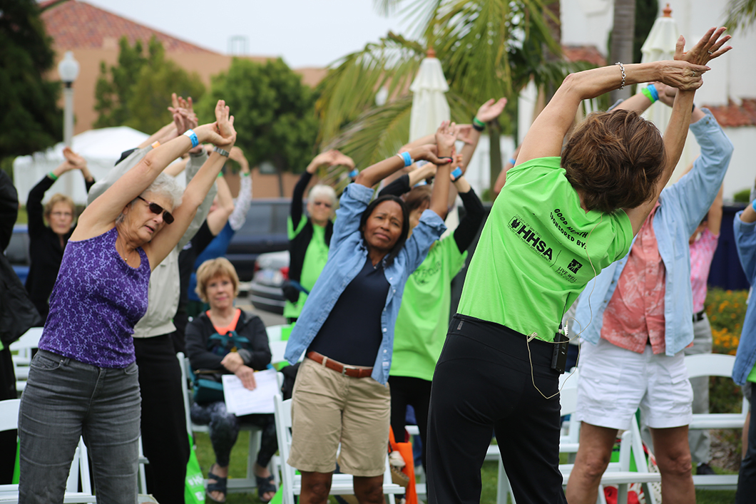 Feeling Fit Club Escondido Senior Center