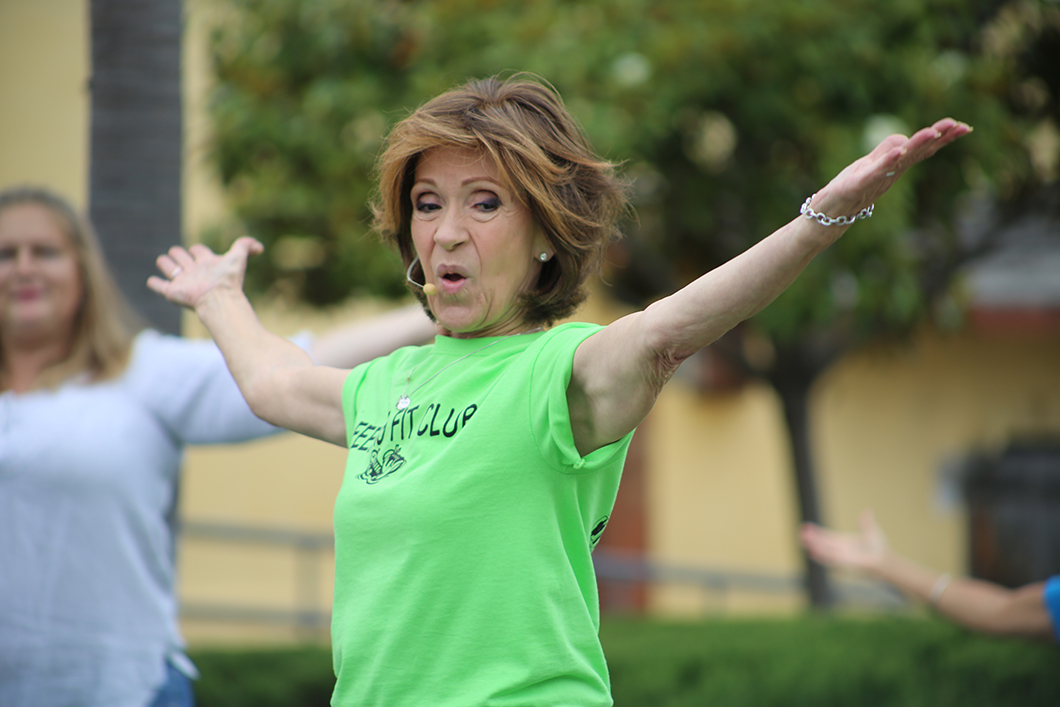 Feeling Fit Club Poway Senior Center