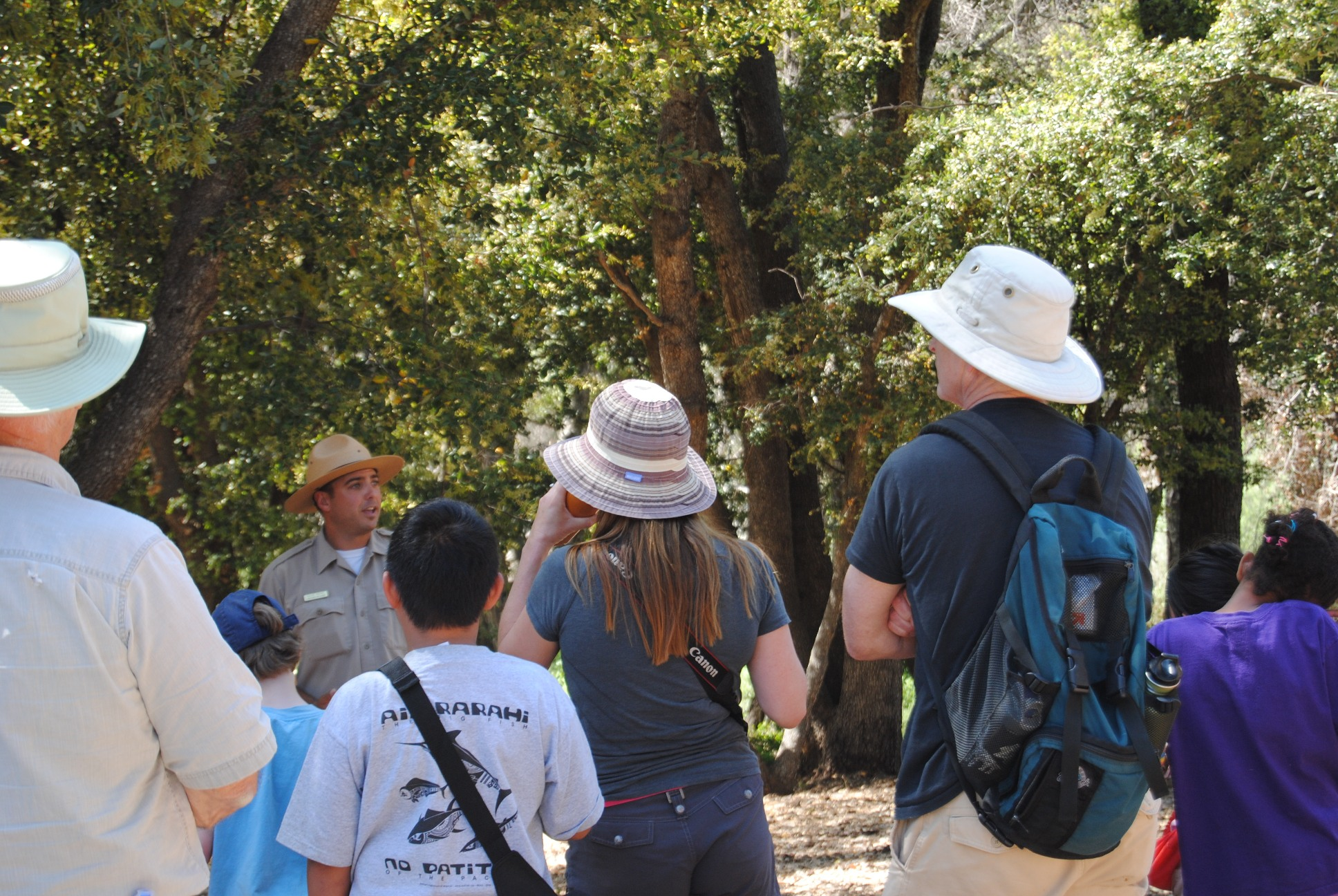Heise Sunday Ranger-led Hike
