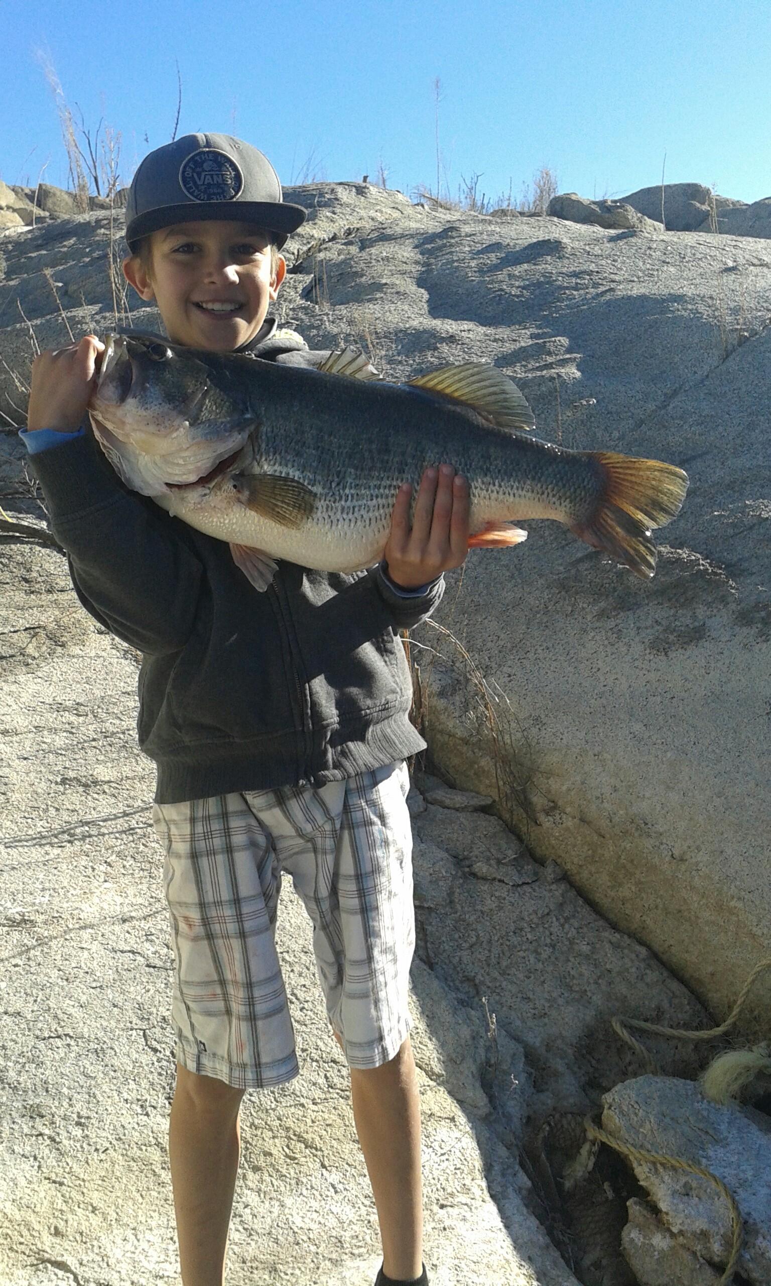 Lake Morena Fishing Class