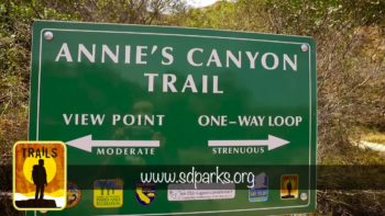 Annie's Canyon Virtual Hike