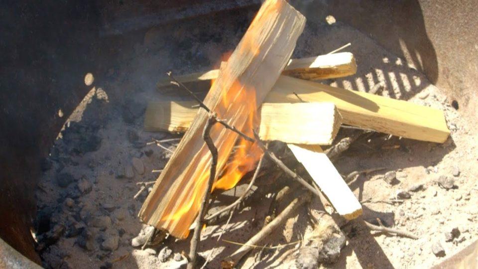 Ask an Expert – How Do I Safely Start a Campfire?