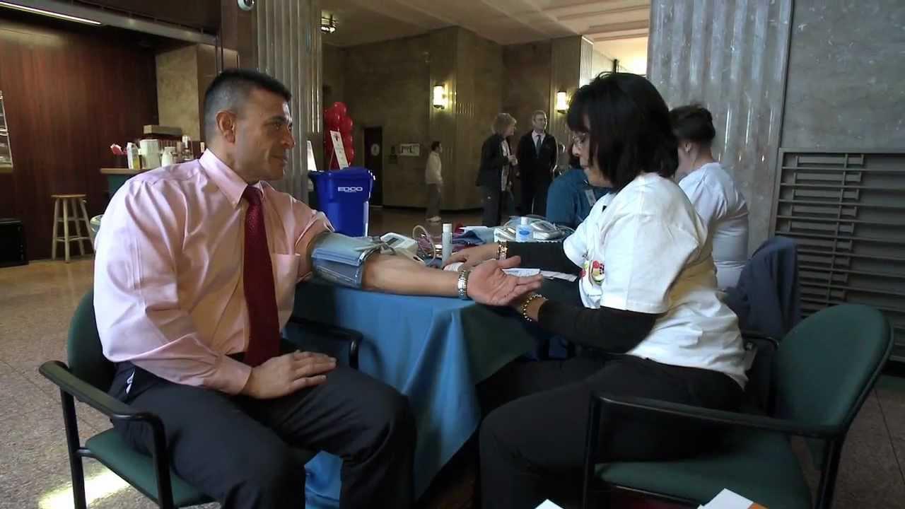Blood Pressure Screening Event