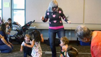 Bonita Library Amps Up Storytime