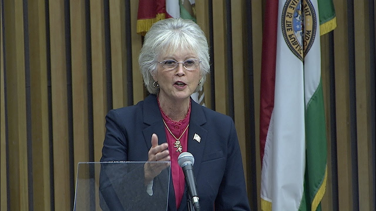 Chairwoman Jacob Delivers 2019 State of the County Address