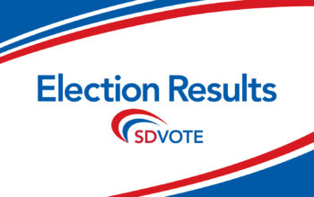 election results graphic
