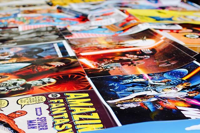 Mini Comic-Con at the Lakeside Library