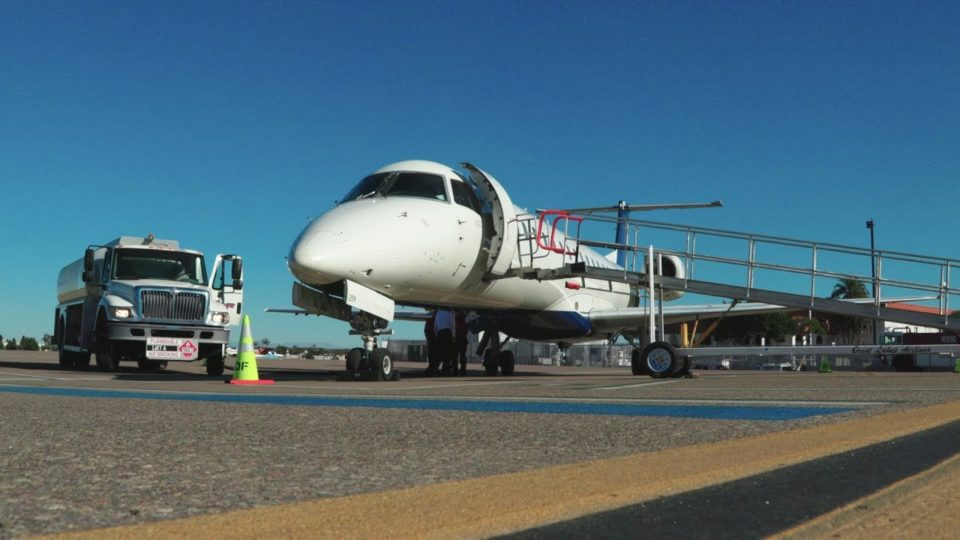Commercial Airline Service Back at Palomar Airport