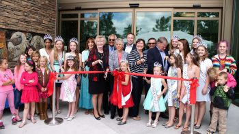 Community Celebrates New Alpine Library