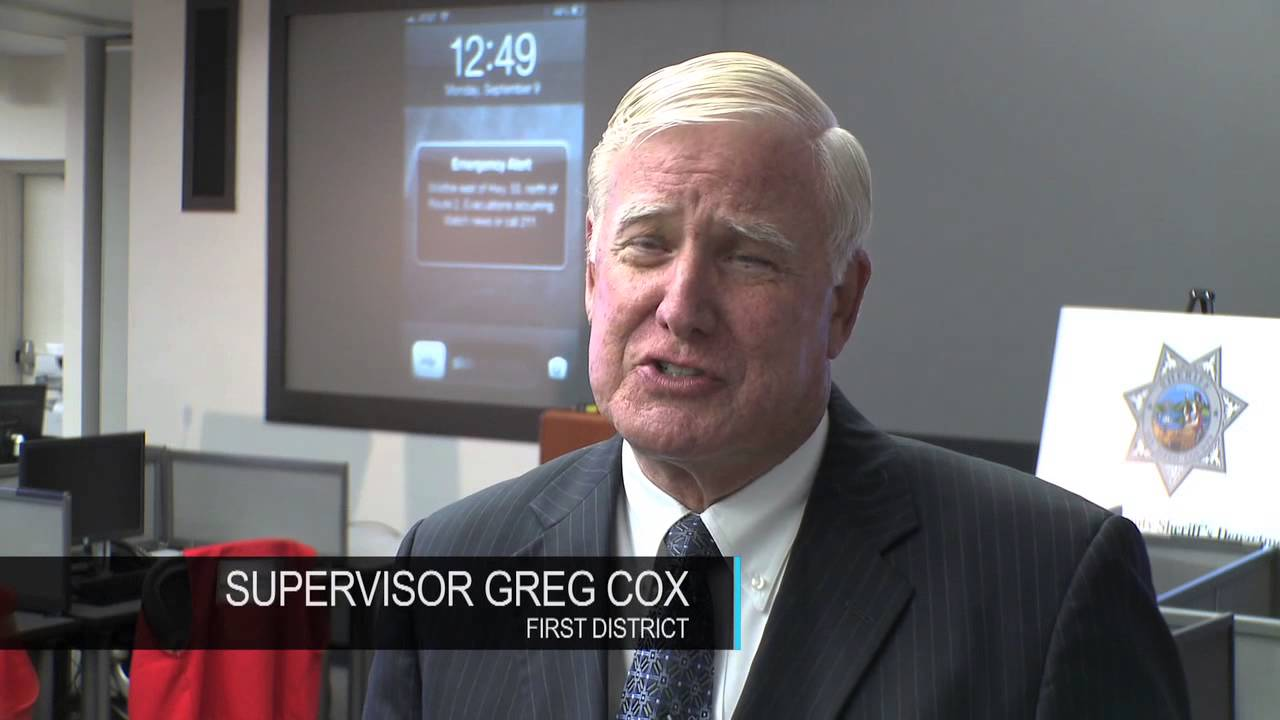 County Adds Tool to Reach Cell Phones In Emergencies