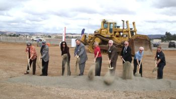 County Breaks Ground on Cajon Air Center