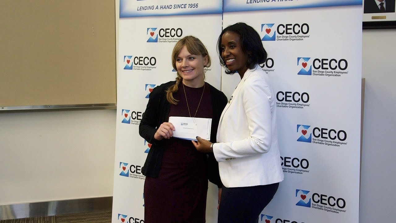 County Employees Give Back Through CECO