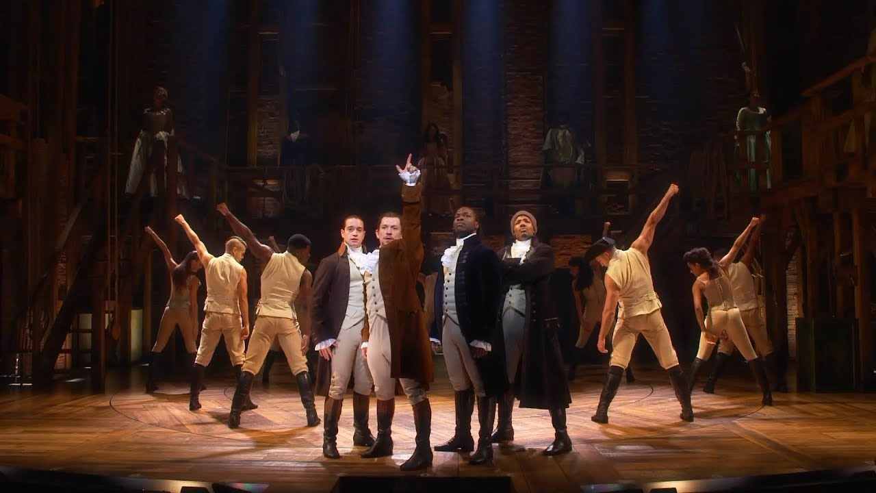 County Probation Clients Among San Diego Teens Treated to 'Hamilton'