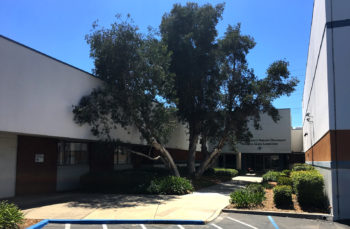 The Sheriff's Regional Crime Lab in Clairemont.