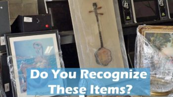 DA Looking for Owners of Stolen Items