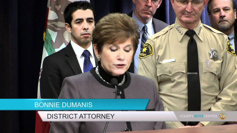 DA, Sheriff Announce Enforcement of Designer Drug Ban