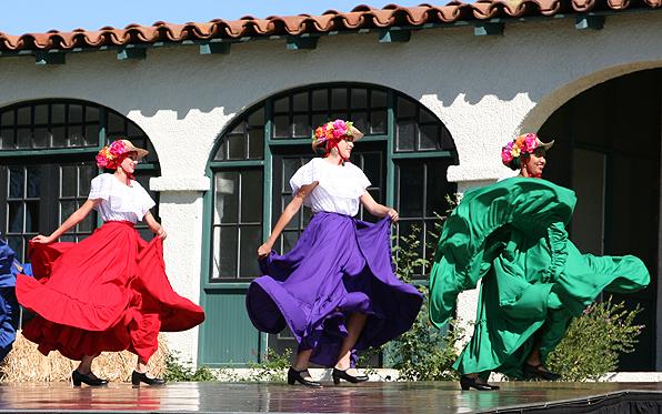 Dia de los Muertos at Rancho Guajome Adobe